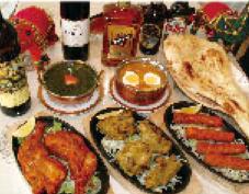 インド料理スターサンジ