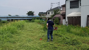 入間草刈2