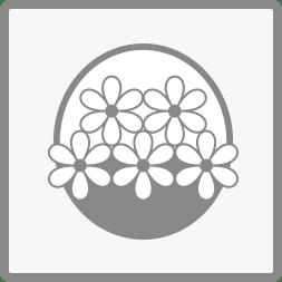 散骨用献花